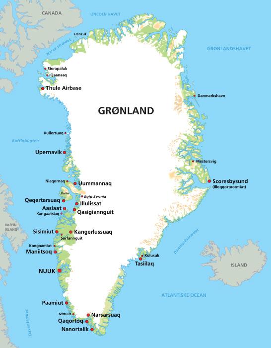 Genealogy Research In Gronland Gronland Denmark